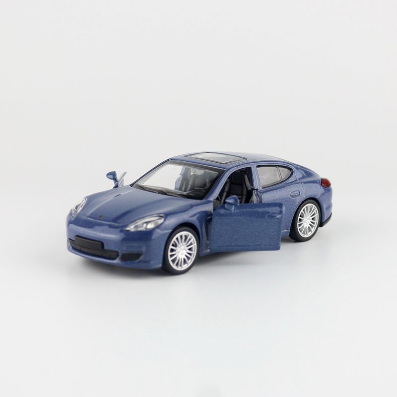 Caipo 1:43 Scale Palamela Alloy Pull-back Car Diecast Metal Model Car For Collection & Gift & Decoration
