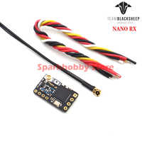 Original TBS equipo BlackSheep crosfire Nano SE receptor impar T V2 antena RX CRSF 915/868Mhz de largo alcance parte del sistema