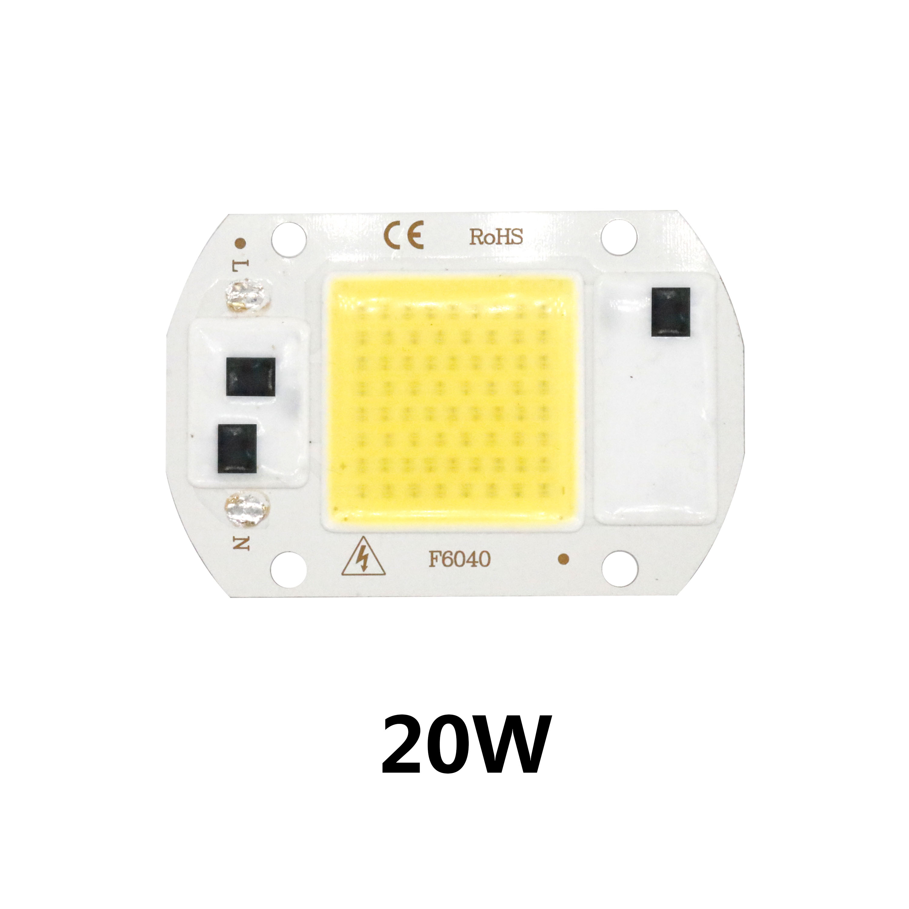 10W 20W 30W 50W LED Lamp 230VCOB Light SMD Light Engine Smart IC Chips For DIY LED Lighting Industrial Floodlight Spotlight Lamp