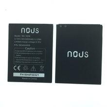 Оригинальный аккумулятор NS5006 емкостью 2400 мач для смартфона Nous NS 5006 NS5006 с номером отслеживания