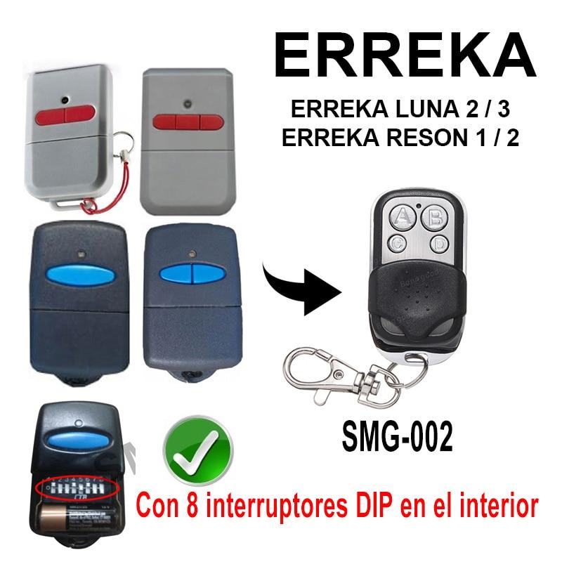 Пульт дистанционного управления для гаражных дверей erбаланка Luna2/3 erбаланса Reson 1/2, 433 МГц, 868 МГц