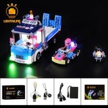 Набор светодиодных ламп для грузовиков серии «Друзья» совместимый