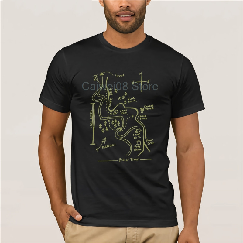 Sports man's <font><b>T</b></font>-<font><b>shirt</b></font> HanHent <font><b>Wilderness</b></font> Lived Maps Printed Men Summer Tops Black Camouflage o-neck loose summer <font><b>T</b></font> <font><b>shirt</b></font> for men image