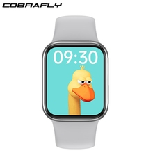 COBRAFLY 1.57inch HW12 Square 3D Split Screen Smart Watch Long Standby dynamic UI Bluetooth Call Watches Blood Oxygen Heart Rate