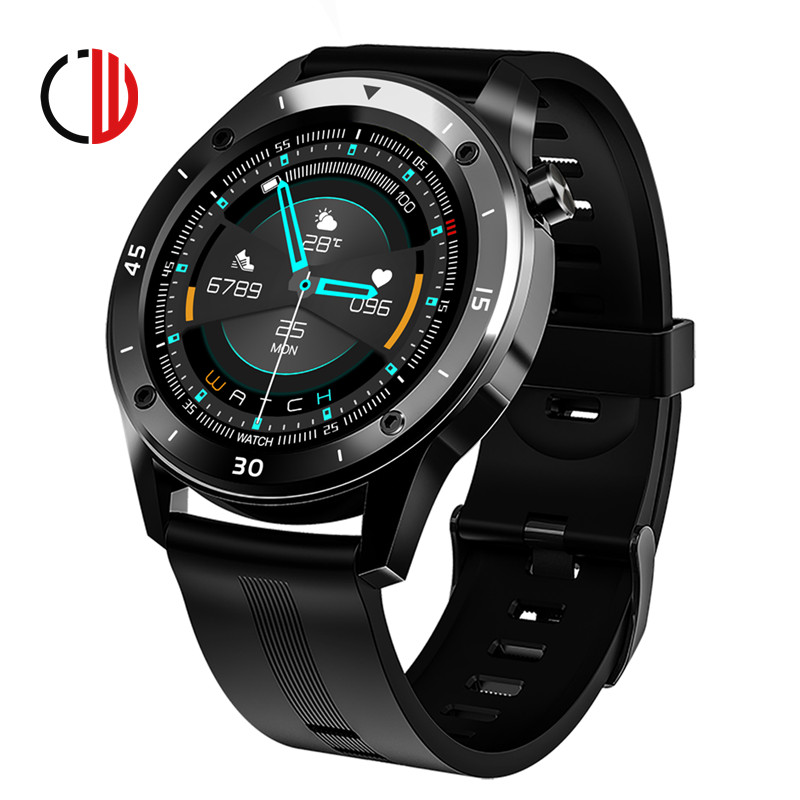 CZJW F22S Sport Smart Watches for man woman 2020 gift intelligent smartwatch fitness tracker bracelet blood pressure android ios 11