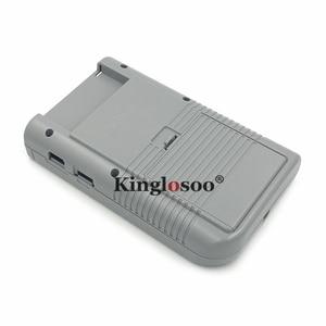 Image 4 - Remplacement complet du boîtier de protection de la coque pour Console Gameboy Classic GB GBO DMG 01 avec bouton en caoutchouc