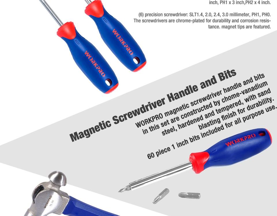 Magnetic Screwdriver