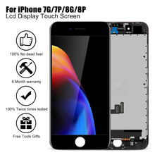 Flylinktech LCD Touch Screen for iPhone 7 8 plus 3