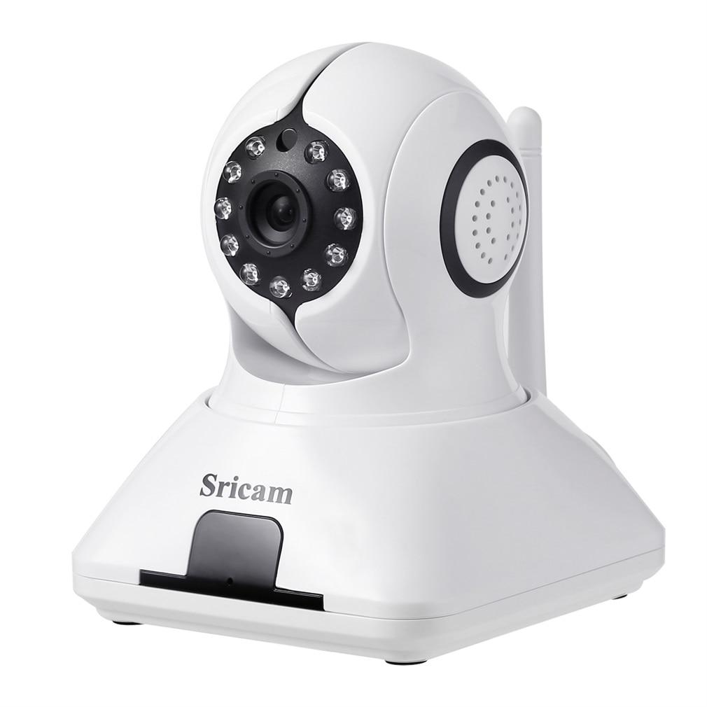 Sricam 720 P Mini IP Camera  ONVIF Plug &Play Door Home Security Surveillance System Night Vision with Door Sensor