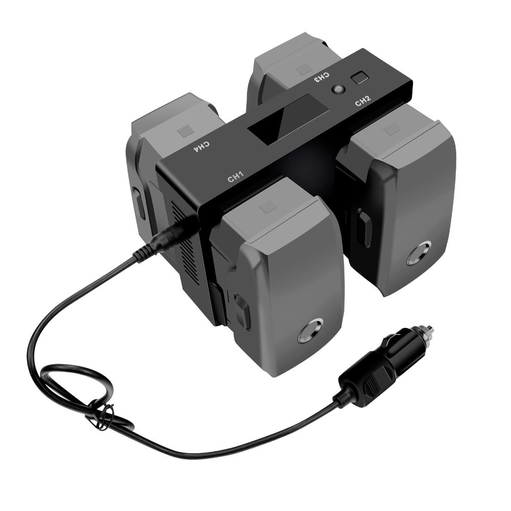 Originele DJI Mavic pro charger Batterij Opladen Hub voor Mavic pro Quadcopter Drone Accessoires - 4