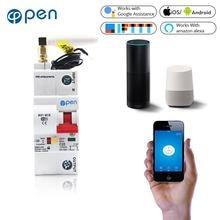 Выключатель автоматический с поддержкой alexa и google home