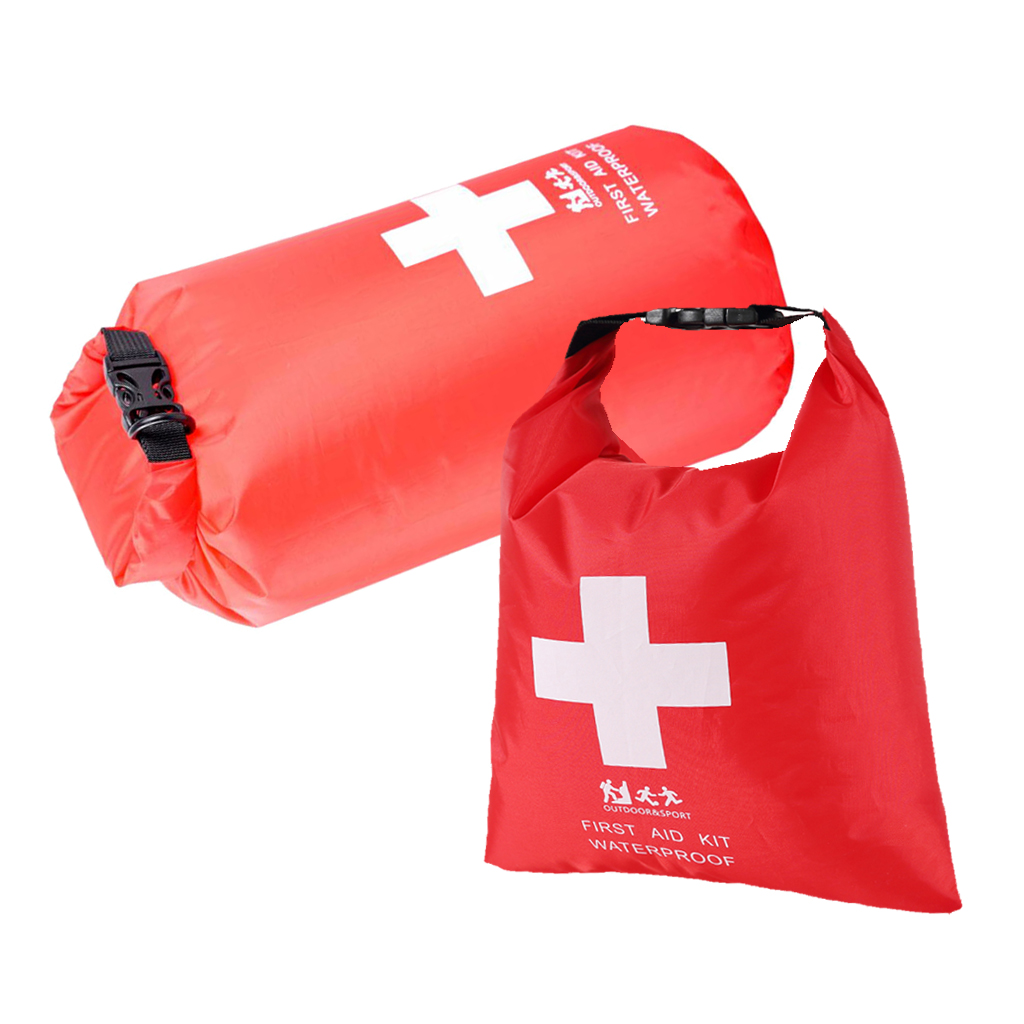 Fold Dry Bag First Aid 1.2L & 5L Waterproof Storage Pouch Kayaking Canoeing Boating