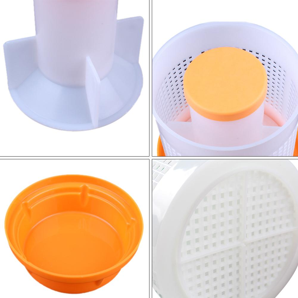 Practical Hand Pressing Type Dumpling Filling Squeezing Tools Vegetable Stuffing Dryer 02