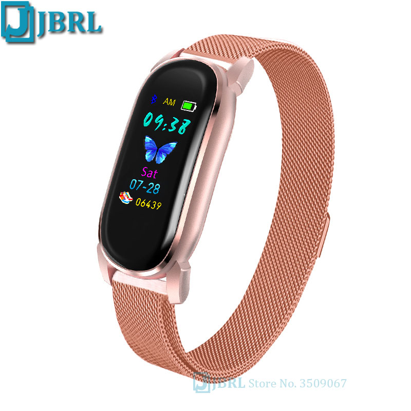 Temperature Digital Watch Women Sport Watches Electronic LED Ladies Wrist Watch For Men Women Clock Fashion Bluetooth Wristwatch
