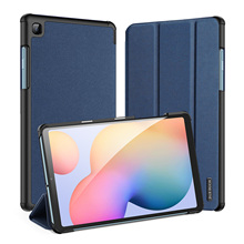 Trifold Stand Case for New Samsung Galaxy Tab S6 Lite 10.4 2020 PU Leather Protective Case Cover for Samsung Galaxy Tab S6 Funda kalaideng protective pu leather case cover stand for samsung galaxy grand neo i9060 golden