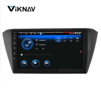 Car radio 2DIN Android Multimedia player For Skoda Fabia 2015 2016 car stereo autoradio auto audio GPS navigation head unit image