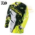 2021 быстросохнущая одежда для велоспорта, Джерси для рыбалки, быстросохнущая одежда для рыбалки с длинным рукавом для мотокросса, одежда для...