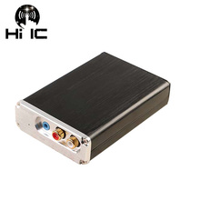 HIFI Audio CM6631A Digital interface 32 / 24Bit 192K Sound Card USB to I2S IIS SPDIF Optical Coaxial Output Decoder DAC Board