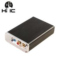 HIFI аудио CM6631A цифровой интерфейс 32/24 бит 192K звуковая карта USB к I2S IIS SPDIF оптический коаксиальный выход декодер DAC плата