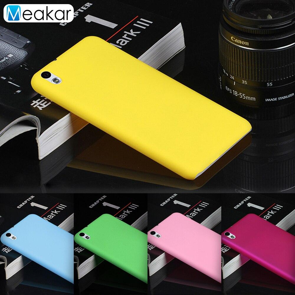 Matte Plastic Coque Cover 5.5For Htc Desire 816 Case For Htc Desire 816 816G Dual Sim Phone Back Coque Cover Case