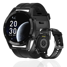 Watch For Men DT92 Smart Bracelet Bluetooth Call Multiple Sports Watches Heart Rate Blood Pressure Blood Oxygen Sleep Detection(China)