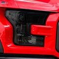 2 шт., защитная пленка для автомобильных фар Ford F150 2015-2020