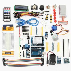 Image 3 - Ultimative Starter Kit für Arduino UNO R3 1602 LCD Servo Motor Breaddboard LED