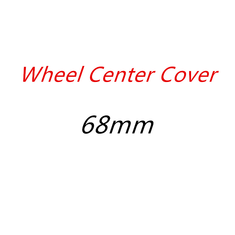 4Pcs Car Styling 68mm 10 pin Auto Car Wheel Center Hub Caps Rim Caps Covers For BMW E46 E30 E39 E34 E60 E36 E38 M3 M5 Logo Badge image