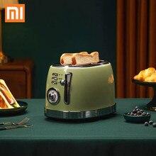 Toaster Retro Grilled Breakfast XIAOMI Qcooker Home Sandwich-Machine Kitchen Mini MIJIA