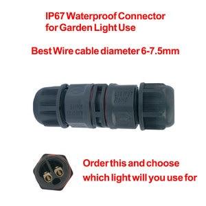 Image 5 - 3W 5 W 10W 12W מיני LED דשא גן אור 12V 85 265V חיצוני IP65 עמיד למים ספייק נוף זרקור עבור חצר בית תאורה