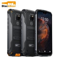 Прочный смартфон DOOGEE S68 Pro, 5,5-дюймовый экран, IP68/IP69K MTK Helio P70, мобильный телефон 6 ГБ 128 ГБ, Восьмиядерный сотовый телефон AL, тройная камера 21 МП, ...