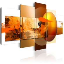 5 Piecesset Abstract Poster Picture Print Painting On Canvas Wall Art Home Decor Living Room Canvas Art PJMT-B (144)(China)