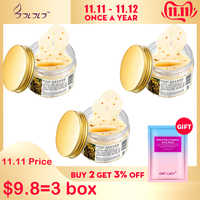240 pçs bioaqua ouro osmanthus máscara de olho gel colágeno remendo de olho soro de leite proteína cuidados com o rosto remendos de sono saúde