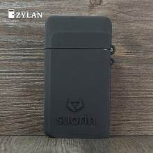 ZYLAN Anti-slip Silicone Skin Cover Sleeve Wrap Gel Shell Case Silicon Enclosure for Suorin Air Plus Pod Kit(China)