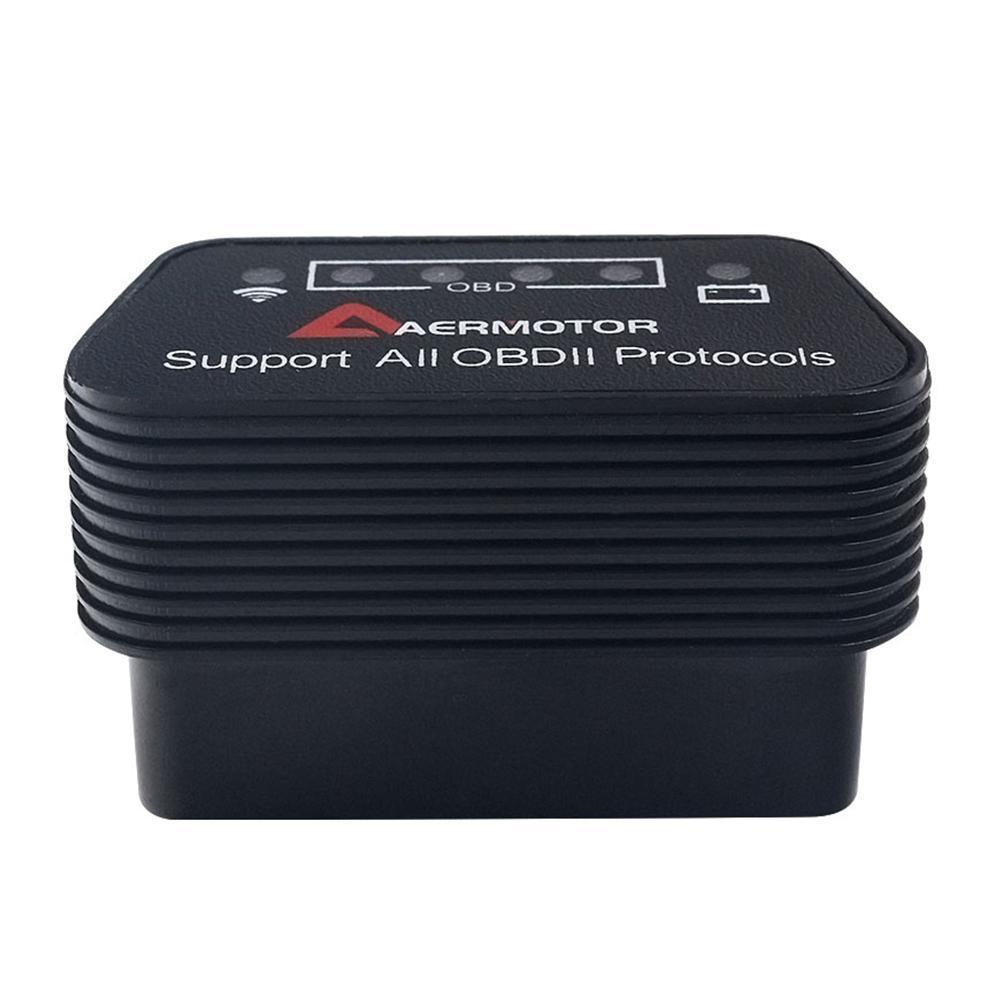 4,0 ELM327 1,5 Wifi Bluetooth ELM 327 V1.5 de protocolos de diagnóstico para Android/IOS/Windows herramienta autos para los OBDII OBD2 A0U4 Nuevo escáner Mini ELM327 Bluetooth V1.5 OBD2, escáner de diagnóstico de coche para Android ELM 327 V 1,5 OBDII OBD 2, herramienta de diagnóstico automático