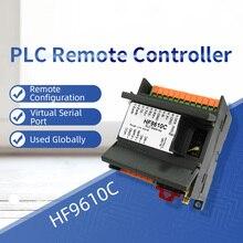 HF9610C PLC Để Điều Khiển Từ Xa Wifi Tải Về Thiết Bị Giám Sát Hỗ Trợ RS232 RS485 RS422 Cổng Nối Tiếp Ethernet Cổng Mạng
