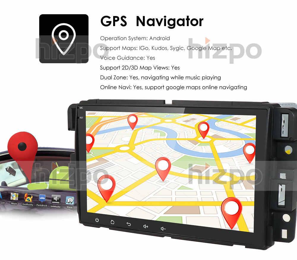 アンドロイド 10.0 DSP IPS 4 グラム 64 グラム車のマルチメディアプレーヤーナビゲーションステレオラジオ Gmc シエラユーコンシボレーシボレー tahoe Suburban Pc