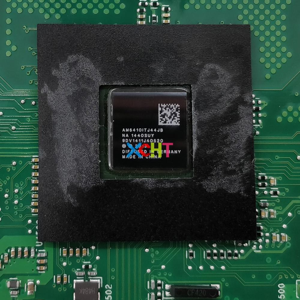 Image 4 - V000358310 w A8 6410 CPU 6050A2632101 MB A01 for Toshiba Satellite C70 C75 C75D B Notebook PC Motherboard Tested-in Laptop Motherboard from Computer & Office