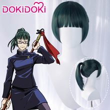 Costume Wig Cosplay Maki Dokidoki Kaisen PRE-SALE