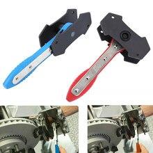 Samger voiture cliquet frein Piston étrier clé commutable frein réinitialiser universel outil à main réparation accessoires rouge/bleu