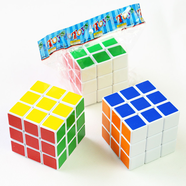 fidget toys Rubik's cube childrens educational toys Variety of thirdorder intelligence development and decompression Rubiks cube 2