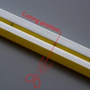 Image 4 - Neon LED Strip Light Flexible neon DC 12V IP67 waterproof Pink ice blue orange White red green