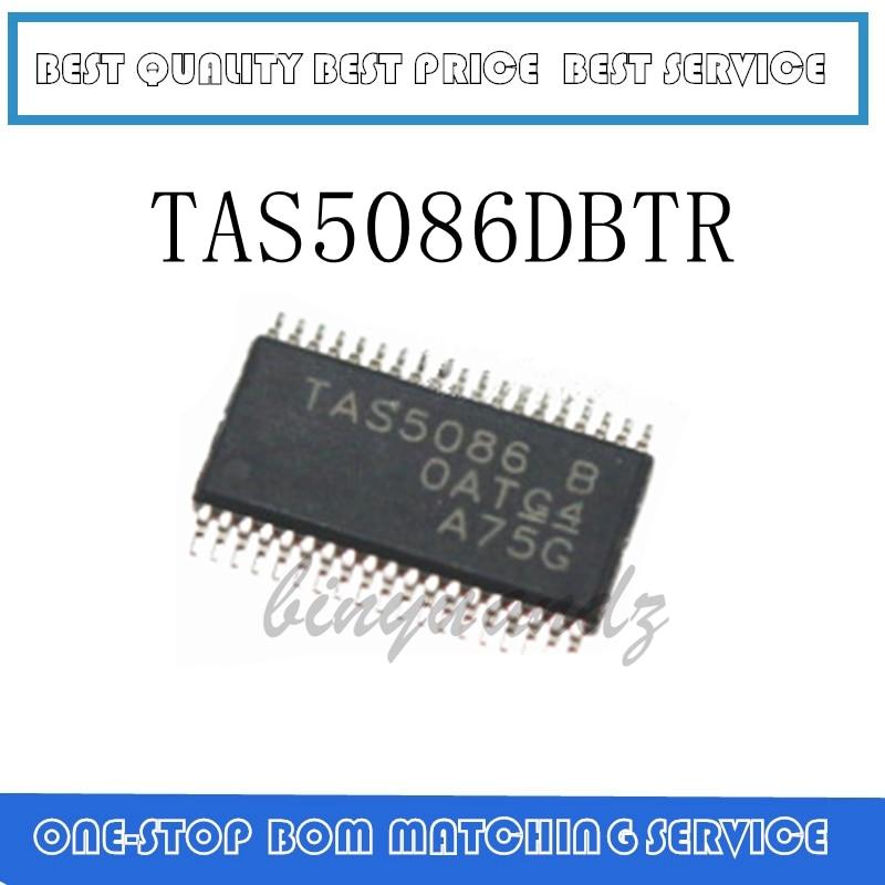TAS5086 TAS5086DBTR TSSOP-38