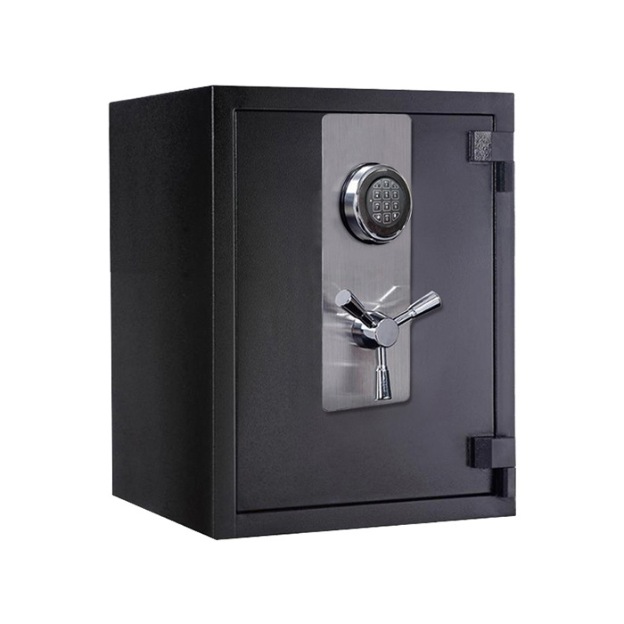 Hotel Office Commercial Use Large Safe Box Fire Prevention Anti-Theft 3C Certification Safety Box All-Steel Thick Manufacturers