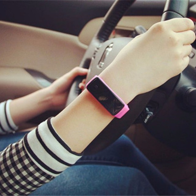 Unisex LED Digital Watch 5