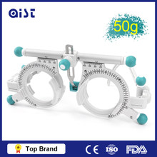 Optical Instrument Trial Frame Super Light 50g Titanium Made Adjustable Frame Optical Nternational