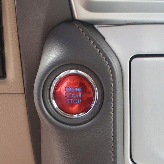 Нажимная кнопка зажигания двигателя для Toyota Land Cruiser LC200 Prado engine LC150