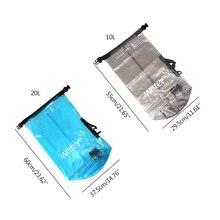 10/20L Waterproof Dry Bag Outdoor Swimming Kayaking Drifting Tool Storage Case H053