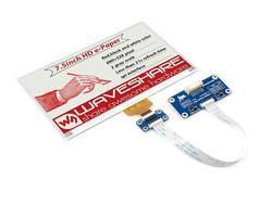 Waveshare 880*528  7.5 cal E-wyświetlacz atramentowy HAT dla Raspberry Pi  czerwony/czarny/biały trzy kolor