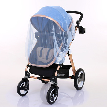 Toddler Infant Baby Carriage Universal Mosquito Net Pushchair Pram Fly Insect Mesh Buggy Cover for